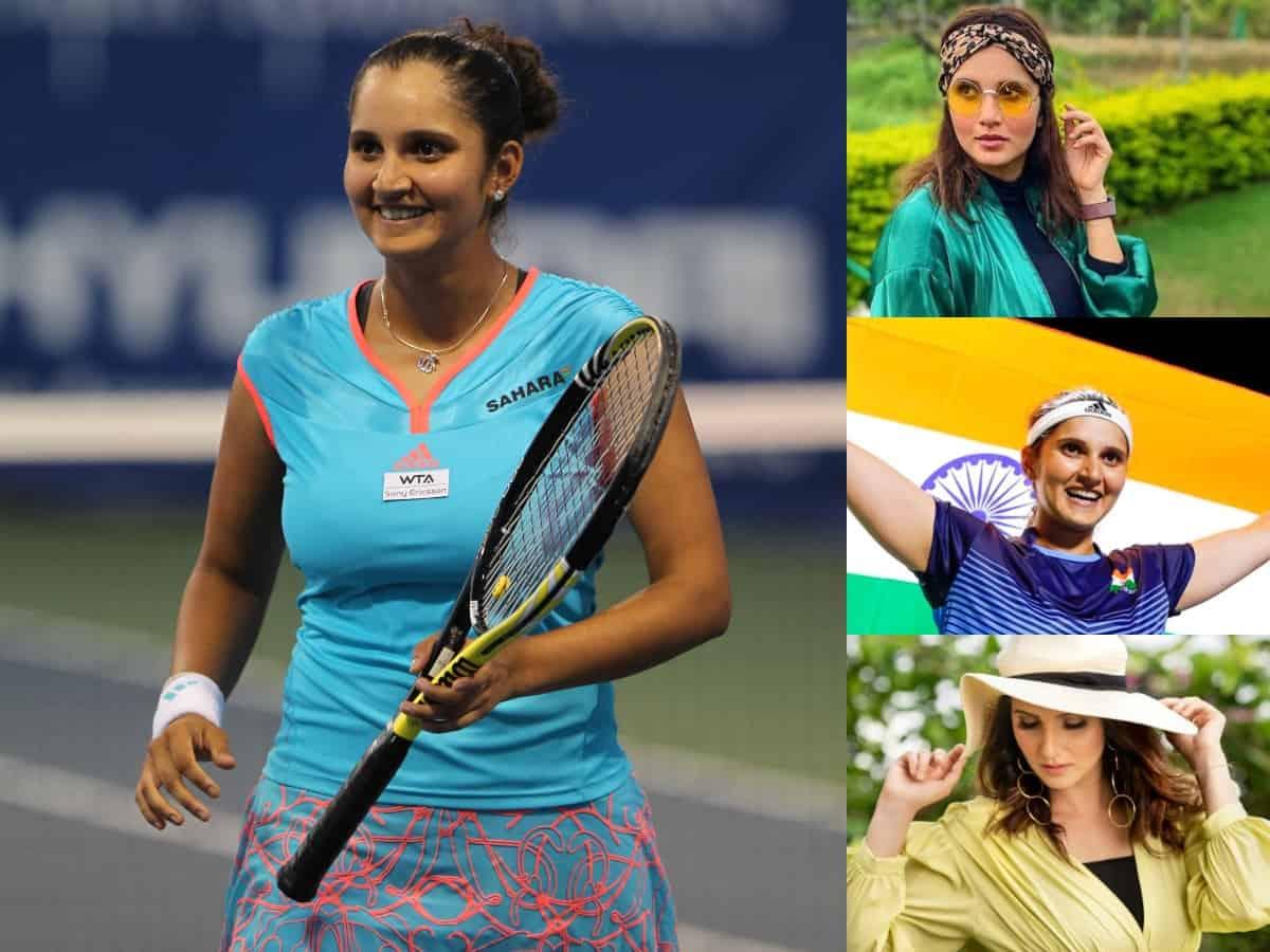 Anam Mirza, Farah Khan & others wish Sania Mirza as tennis star turns 34