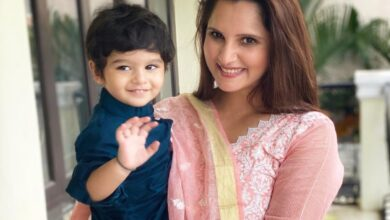 Adorable video of Sania Mirza's little one Izhaan reciting 'duas'