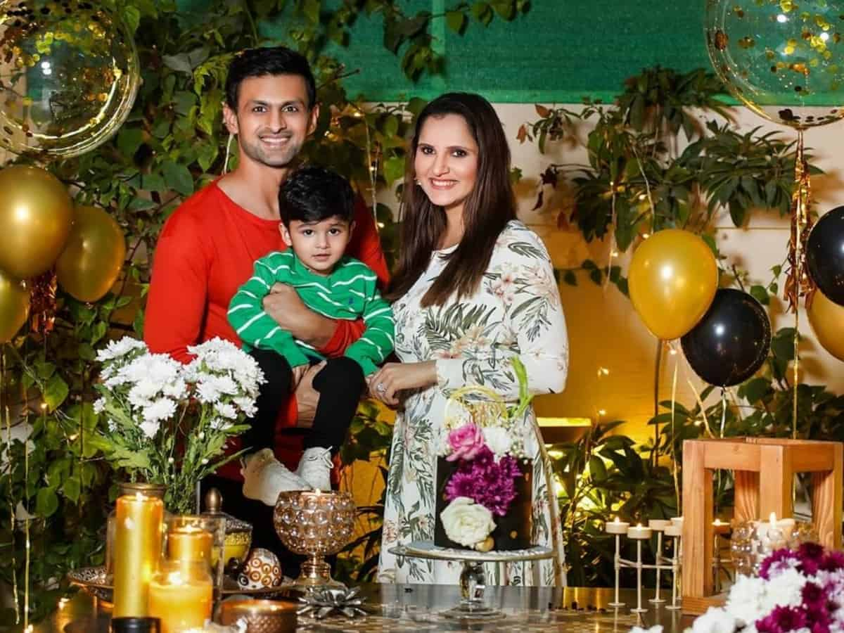 Sania Mirza shares pictures from her surprise birthday bash
