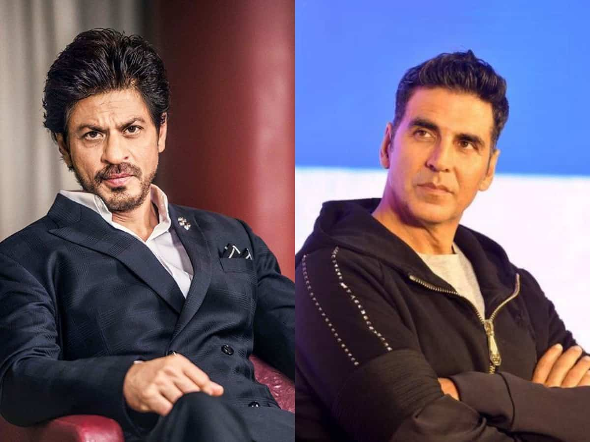 Here's why Shah Rukh Khan can never work with Akshay Kumar
