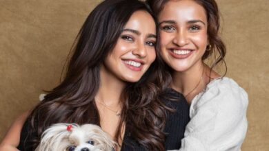 Photo of Neha Sharma's sister Aisha shares unknown facts on actor's birthday