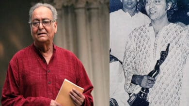 Photo of Apu Trilogy actor Soumitra Chatterjee dies, PM express sorrow