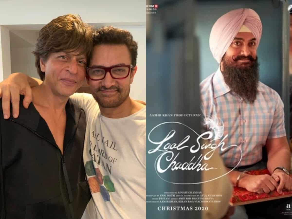 Khans to share screen space in 'Laal Singh Chaddha'