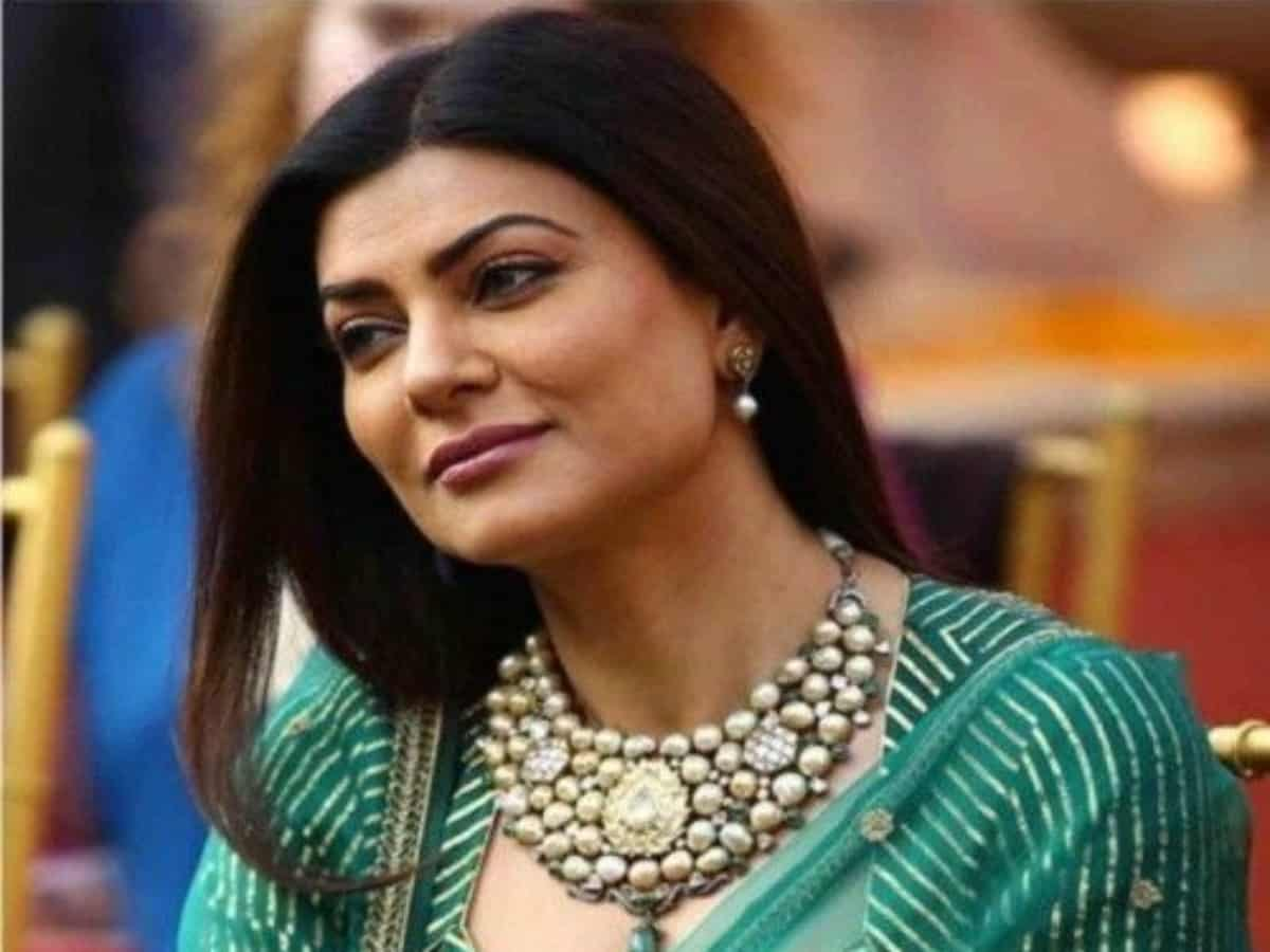 Throwback video: When birthday girl Sushmita Sen recited Quranic verse