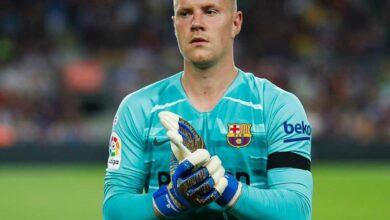Photo of Ter Stegen hopes Messi continues with Barcelona