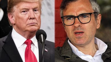"""Photo of """"If only they'd let us stay in office': Omar Abdullah's cheeky reply to Trump"""