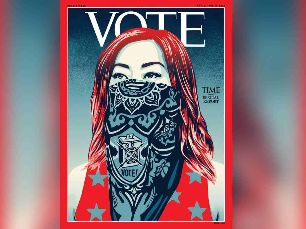 TIME magazine replaces cover-page logo for the first time; here's why!