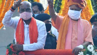 India will defeat COVID-19 once Ram Mandir is built: Yogi Adityanath