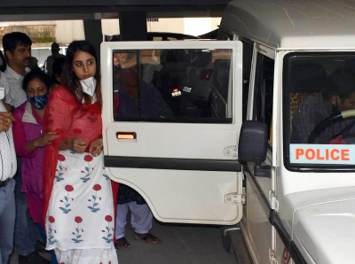 Sandalwood drug case: Jailed actress Ragini shifted to hospital