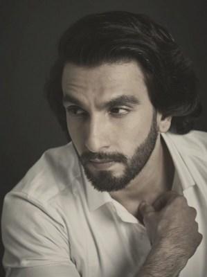 Ranveer Singh posts sneak-peek from 'Cirkus' shoot