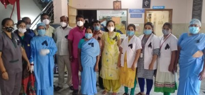 Hry identifies 1.9L healthcare workers for priority vaccination