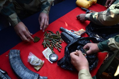 2 Maoists held in Jharkhand, arms and ammunition seized