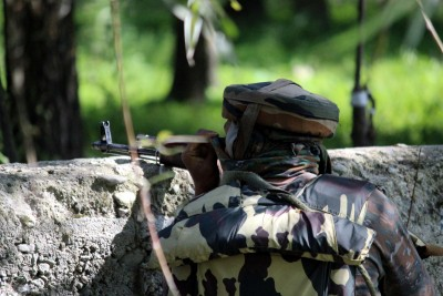 2 terrorists killed in encounter in J&K's Poonch (Ld)
