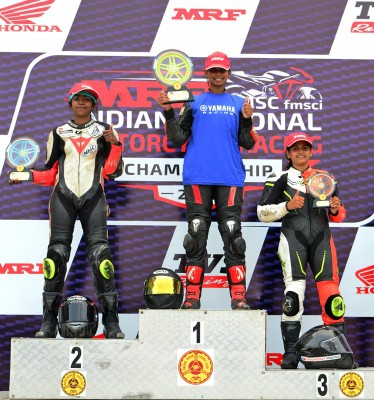 2 wheeler National C'ships: Ann wins girls crown