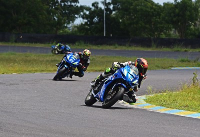 200 entries for 2-wheeler National Championship starting Friday
