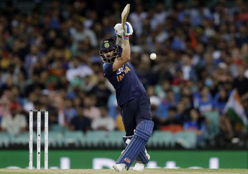 India vs Australia, T20 international cricket match