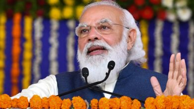 PM Modi lays foundation stones for several projects in Kutch