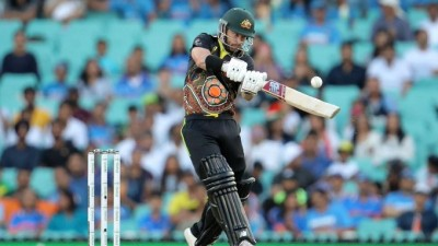 2nd T20I: Wade, Smith help Australia set 195-run target for India