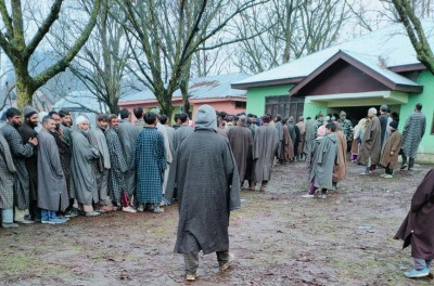31 DDC constituencies to go to polls in J&K on Sunday