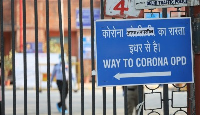 32 Covid positive UK returnees, contacts in Delhi admitted to LNJP