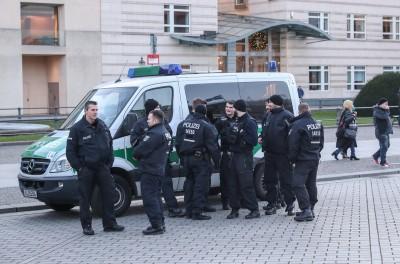 4 injured in Berlin shooting