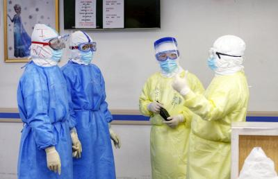 43 quarantined in China after Covid-19 found in frozen food