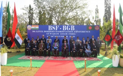 5-day BSF-BGB meet to fortify security for people living along India-B'desh borders