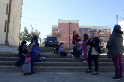 6.7-magnitude quake jolts Chile