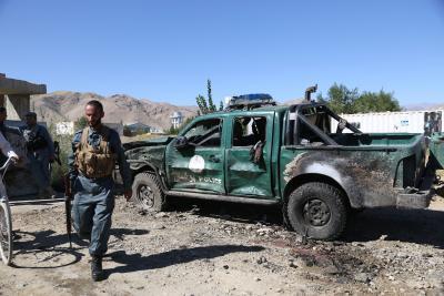 7 killed in Afghan bomb blasts