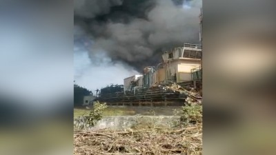 8 injured, one critical in blast in Telangana factory (Ld)