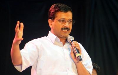 AAP alleges CM Kejriwal in 'house arrest', police denies