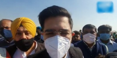 AAP's Raghav Chadha made Punjab unit's co-incharge