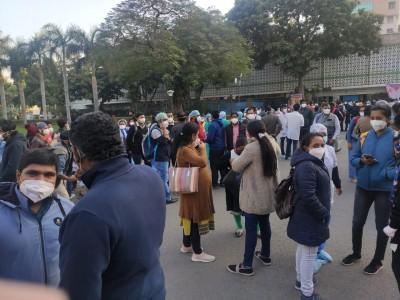 AIIMS nurses' strike: Doctors, tech staff double up for patient care