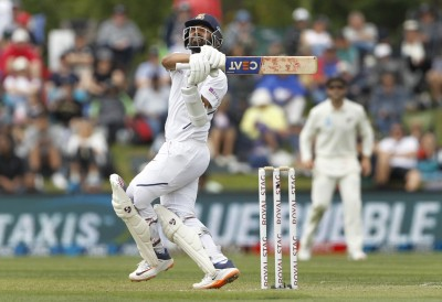 Ability to build partnerships helps India in first innings