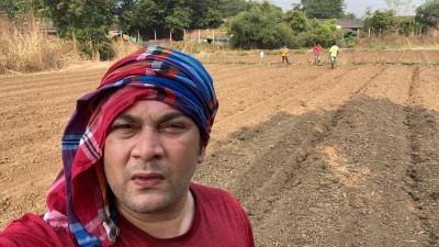 Actor Rajesh Kumar opens up on his organic farming spell