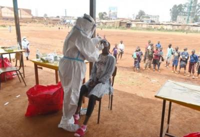 Africa's coronavirus caseload crosses 2.32mn mark