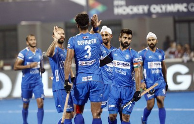 After a dry 2020, Indian hockey teams aim for Olympic podium in 2021