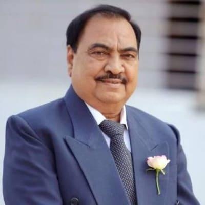 Ailing NCP leader Khadse skips ED summons, seeks 14 days' time