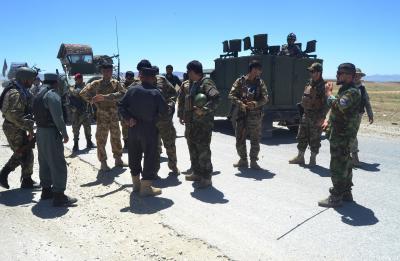 Airtstrikes kill 30 militants in Afghanistan