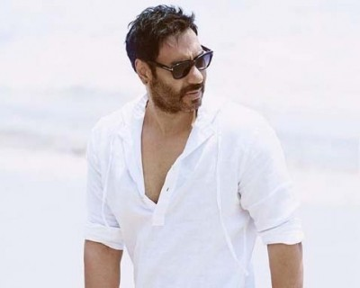 Ajay Devgn begins shooting for next directorial 'MayDay'