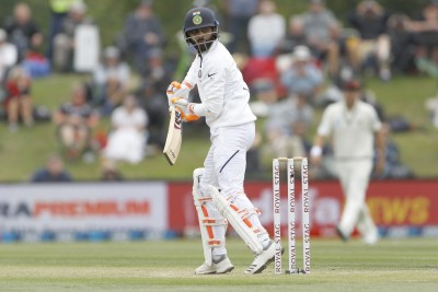 Ajinkya Rahane scores a ton, helps India take control of 2nd Test (Day 2 report)