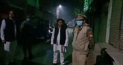 Akhilesh, other SP leaders under 'house arrest' to thwart kisan yatra