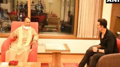 Photo of Akshay Kumar meets UP CM Yogi Adityanath