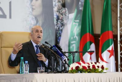Algerian Prez to 'return home soon' after Covid-19 recovery