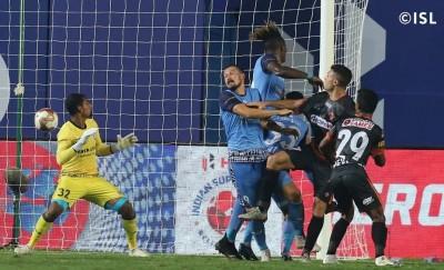 Angulo's stoppage time winner helps Goa beat Jamshedpur 2-1