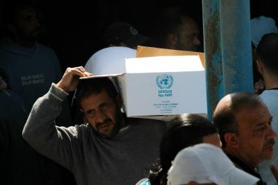 Arab League concerned over UNRWA financial crisis