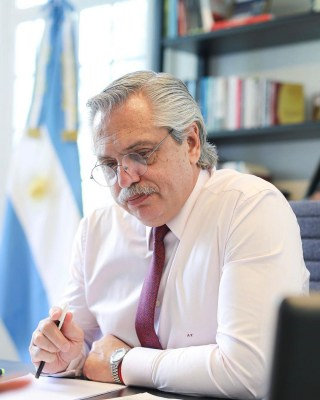 Argentina announces commitment in fight against climate change