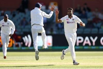 Ashwin goes past Muralitharan's record against left-handers