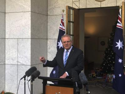 Aus PM urged to prioritise religious freedom laws