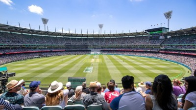 Aus vs Ind: 30K spectators per day allowed at MCG for Boxing Day Test